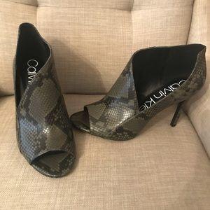 NWT Calvin Klein heels